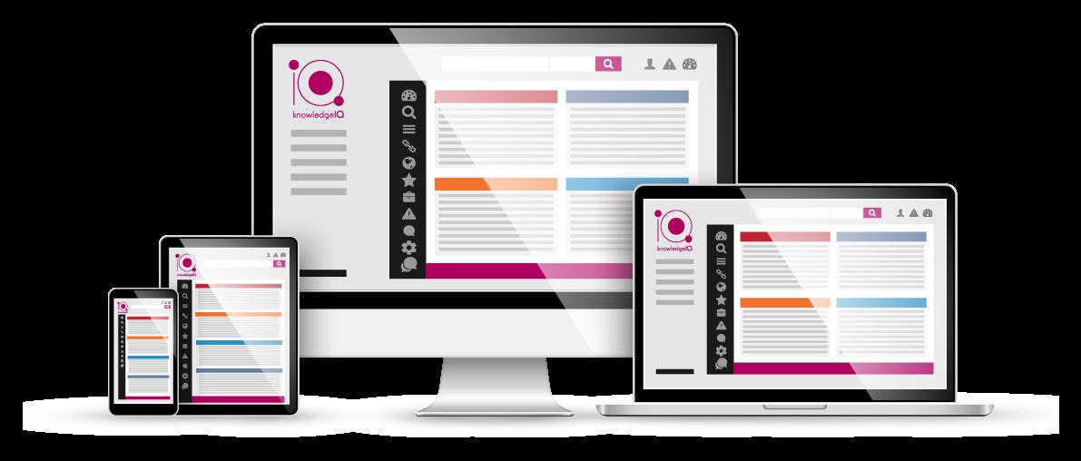 KnowledgeIQ-Device-Screens